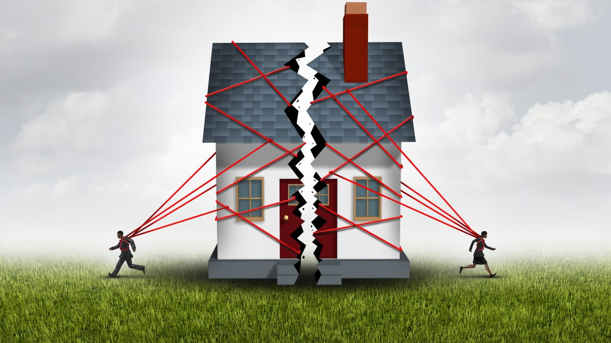 The Matrimonial Home in A Divorce